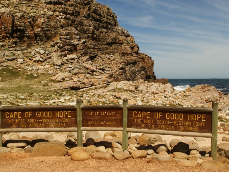 Afbeelding van Table Mountain NP Cape Point