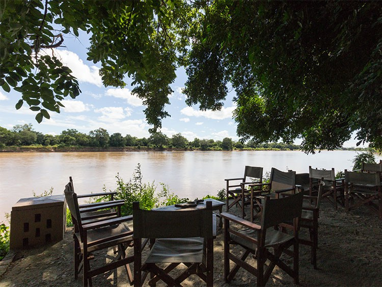 Afbeelding van Croc Valley Camp South Luangwa Zambia