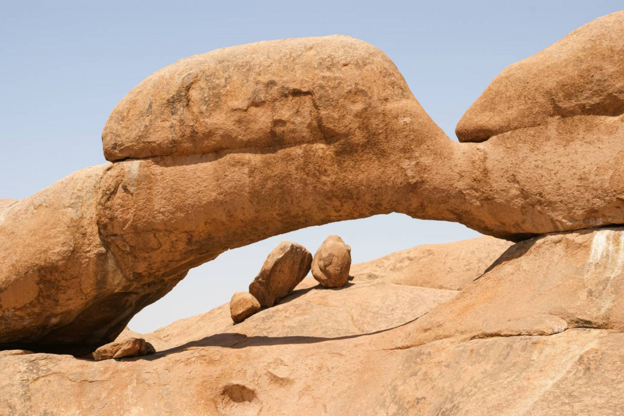 Afbeelding van Spitzkoppe The Arch Suid Afrika Reise