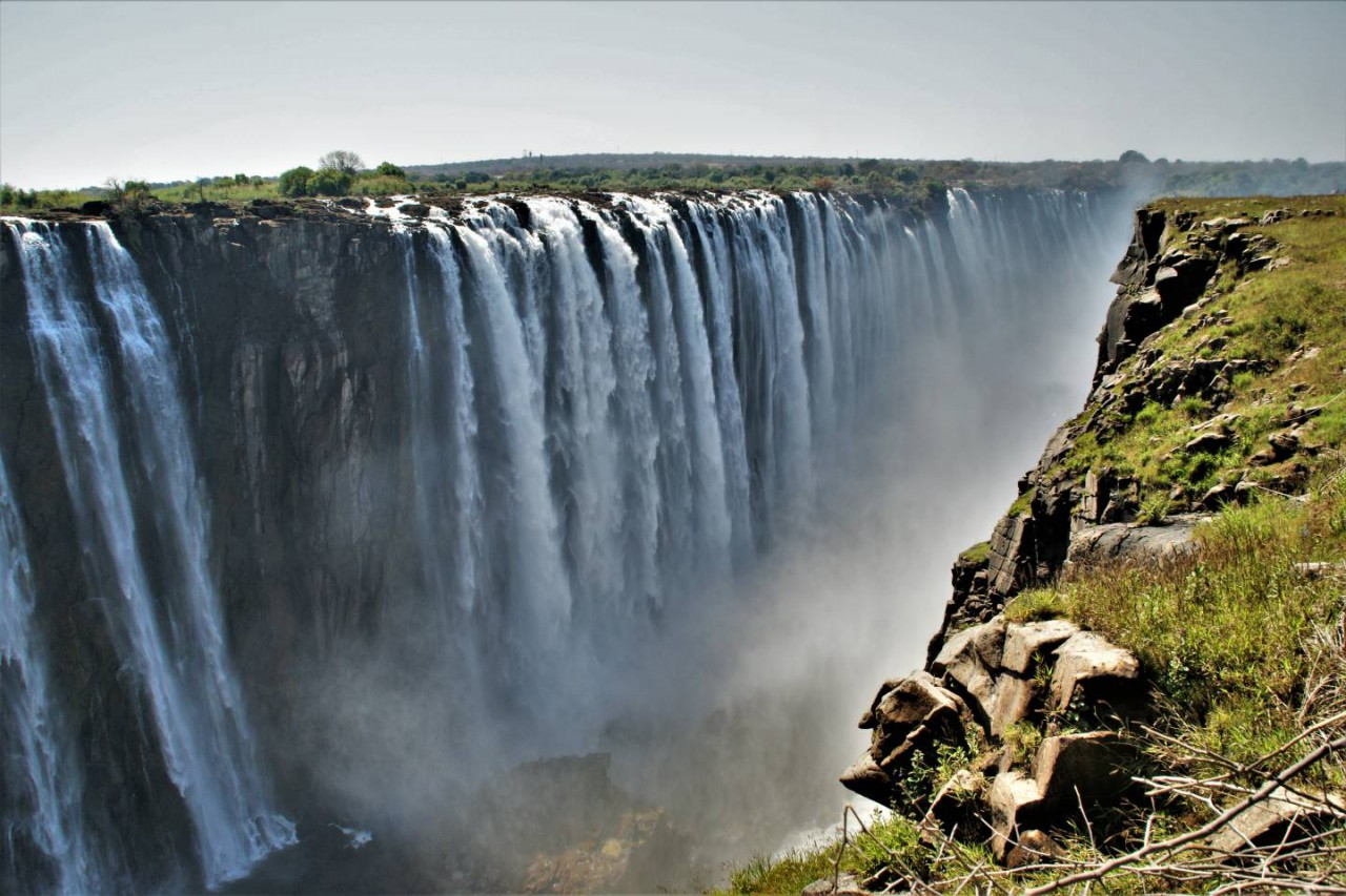 Zambia Highlights gegidst - South Luangwa en Victoria Falls