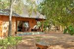 Kololo Game Reserve Chalet Tweepersoons