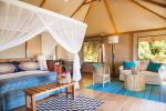 Slaapkamer Machangulo Beach Lodge
