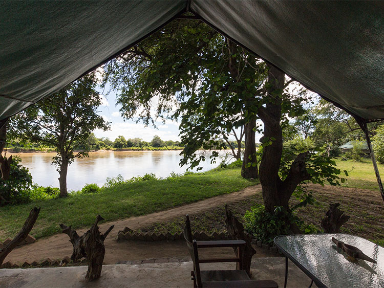 Afbeelding van Croc Valley Camp South Luangwa Zambia 6