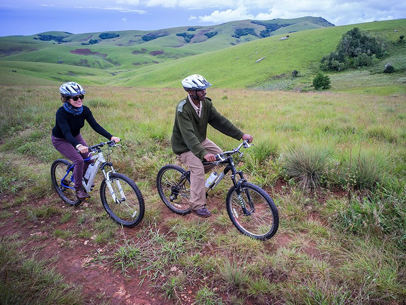 Afbeelding van Nyika Nationaal Park Mountain Biking Mike Myers Malawi Resources Malawi Tourism